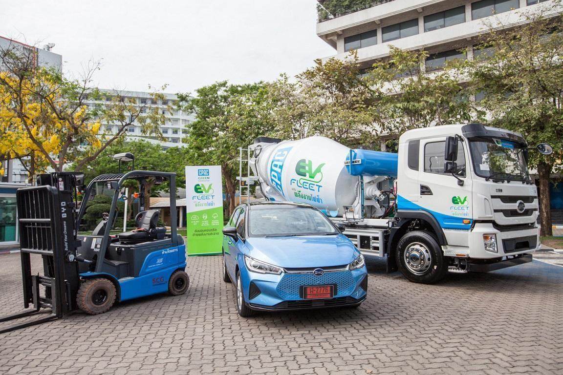 Tuân thủ chiến lược ESG (Môi trường, Xã hội và Quản trị minh bạch), SCG còn tìm kiếm các hướng phát triển các sản phẩm, dịch vụ và giải pháp sáng tạo áp dụng triết lý kinh tế tuần hoàn trong các nhóm ngành y tế và chăm sóc sức khỏe, và xe điện (Electric Vehicles - EV).