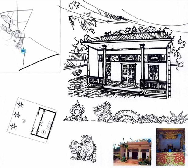 Nhà thờ họ Nguyễn Trọng