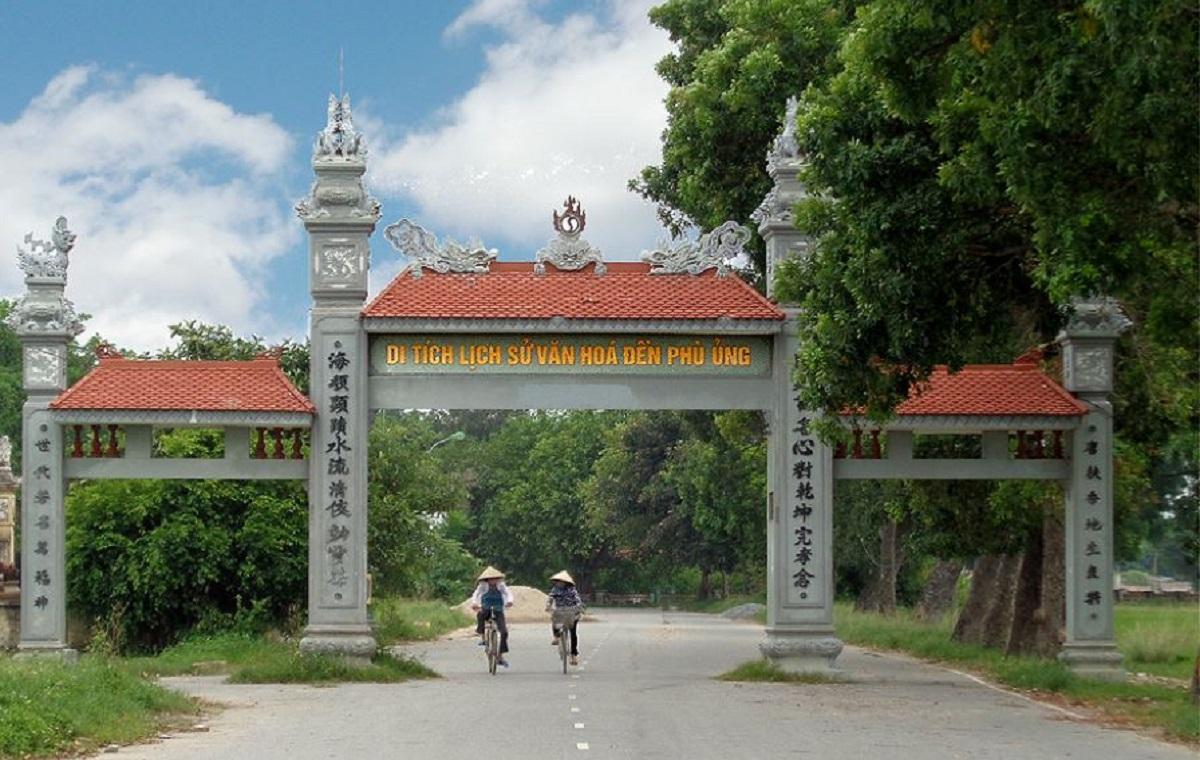 Làng cổ Phù Ủng (Hưng Yên) (nguồn: Internet)