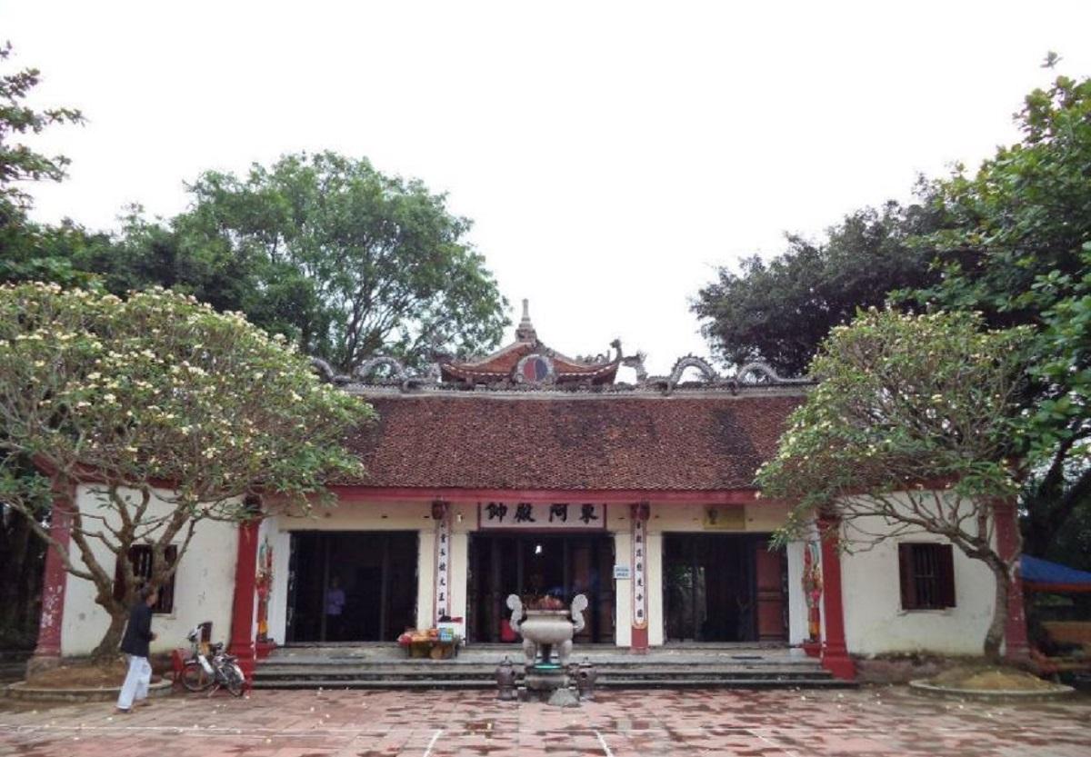 Đền thờ Phạm Ngũ Lão (nguồn: Internet)
