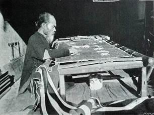 Ông tổ nghề thêu Lê Công Hành (Nguồn: Thư viện lịch sử)