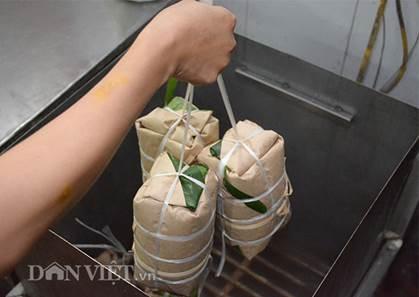 Luộc giò (Nguồn ảnh: danviet.vn)