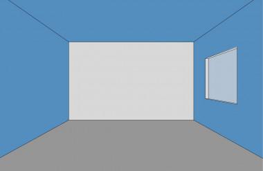 Biến tường thành điểm nhấn