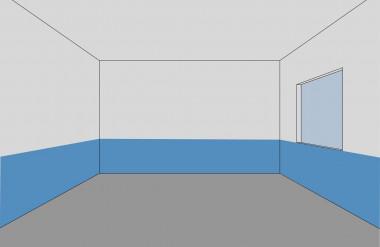 Thu ngắn tường