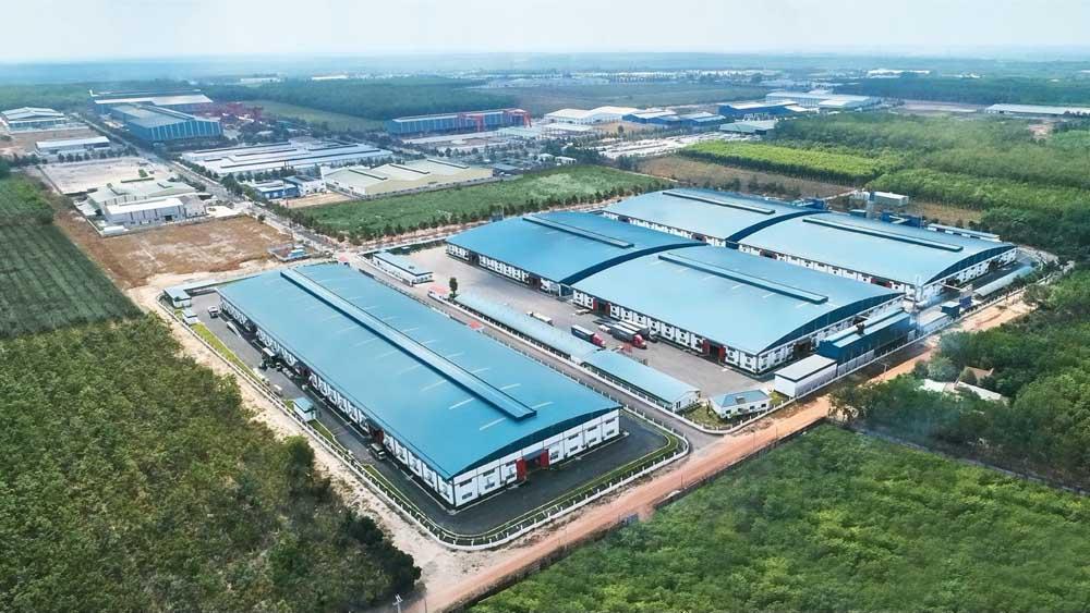 Hệ thống nhà máy An Cường tại khu công nghiệp KBS - Bình Dương
