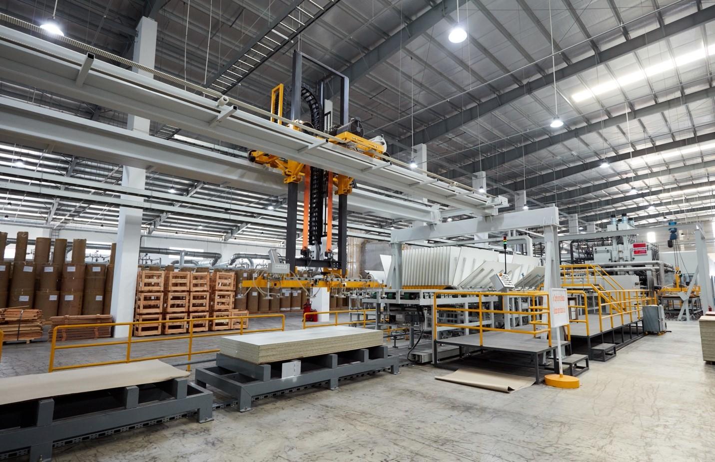 An Cường đầu tư nhà máy theo công nghệ hiện đại lên đến hàng trăm triệu USD