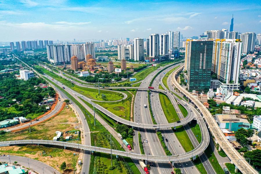 Thành phố Thủ Đức sẽ được phát triển theo mô hình đô thị sáng tạo tương tác cao.
