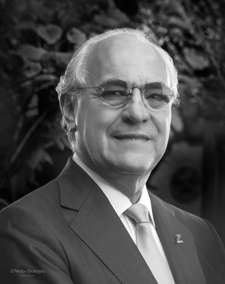 S. José-Luis Cortès – Tân Chủ tịch UIA (nhiệm kỳ 2021 – 2023)