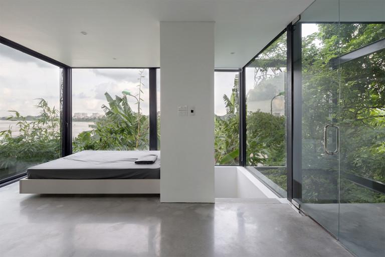 Đồ nội thất tối giản, chỉ giữ lại những món thực sự cần thiết