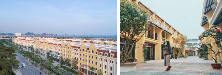 """Kiến trúc nhà ở Shophouse theo phong cách ngôn ngữ kiến trúc """"nhập khẩu"""" và kế thừa kiến trúc truyền thống bản địa tại TP Hạ Long (Quảng Ninh)"""