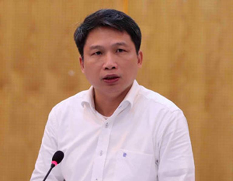 Vụ trưởng Vụ Quản lý quy hoạch (Bộ Kế hoạch và Đầu tư) Đinh Trọng Thắng. Ảnh: VGP/Minh Ngọc