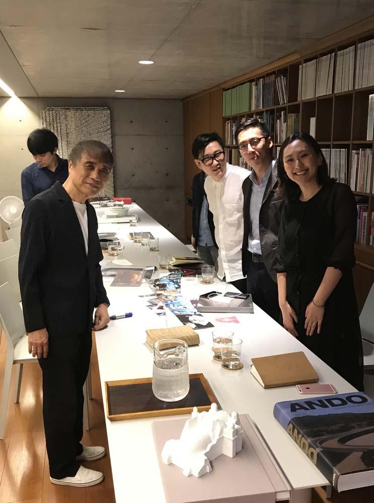 Ngày 13/9/2021 là sinh nhật lần thứ 80 của Tadao Ando!