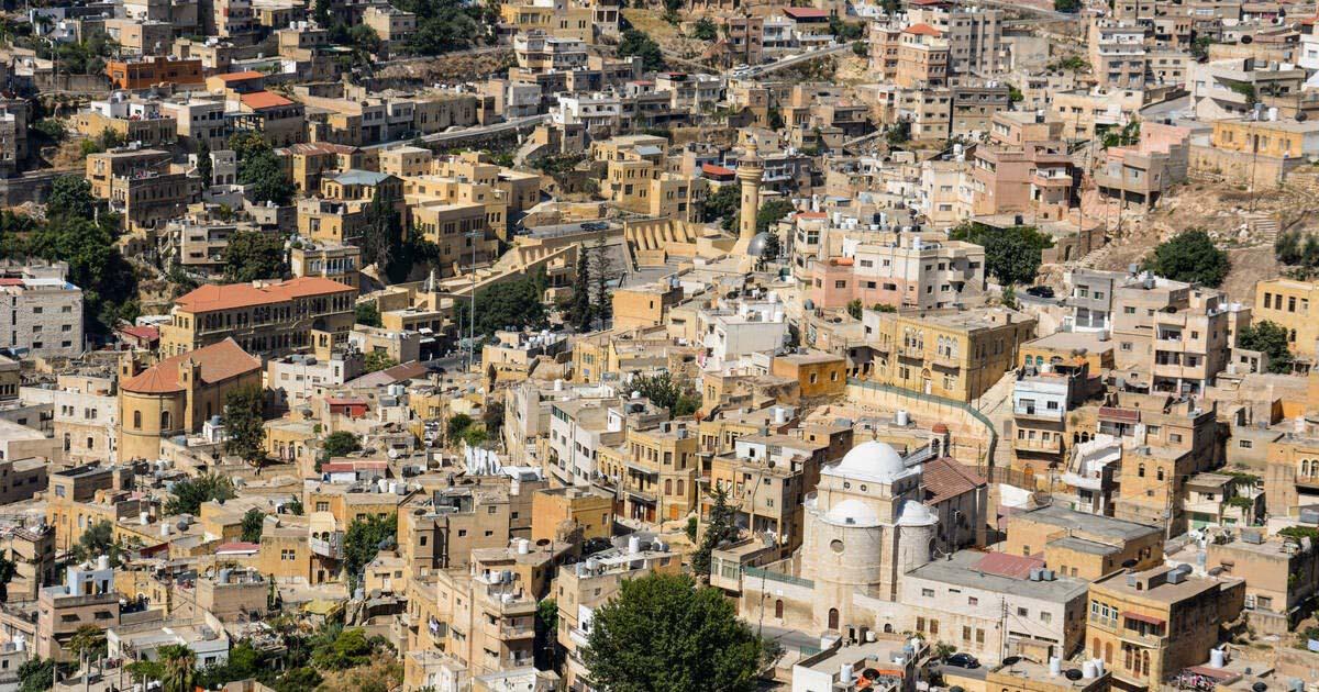 Thị trấn Salt ở Jordan. (Nguồn: UNESCO World Heritage Centre)